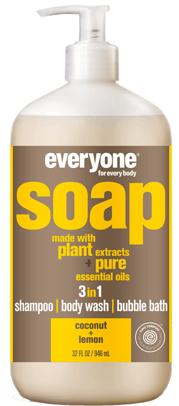 $2.00 for Everyone 3 in 1 Soap (expiring on Monday, 11/30/2020). Offer available at Walmart, Walmart Grocery.
