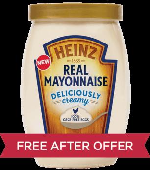 heinz real mayonnaise coupon ibotta com