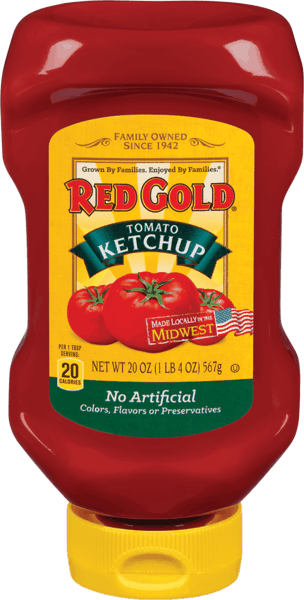 $0.50 for Red Gold® Ketchup (expiring on Saturday, 03/02/2019). Offer available at multiple stores.