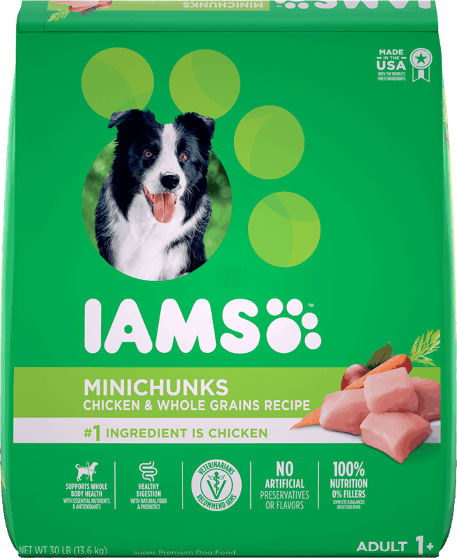 $2.00 for IAMS™ Dry Dog Food. Offer available at PetSmart.
