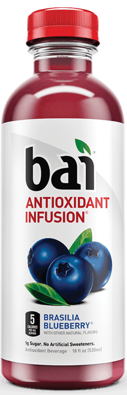 $0.50 for Bai® (expiring on Sunday, 02/02/2020). Offer available at multiple stores.