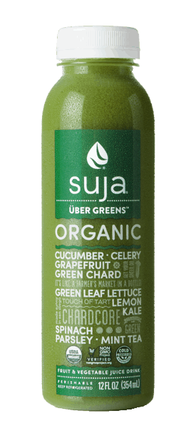 $0.50 for Suja® Juice (expiring on Wednesday, 05/02/2018). Offer available at multiple stores.