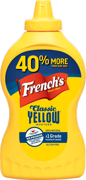 $0.50 for French's® Mustard (expiring on Monday, 04/02/2018). Offer available at multiple stores.
