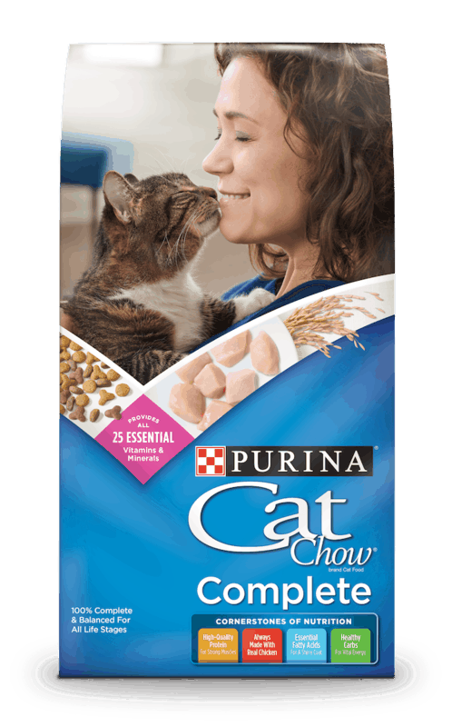 $1.00 for Purina Cat Chow. Offer available at multiple stores.