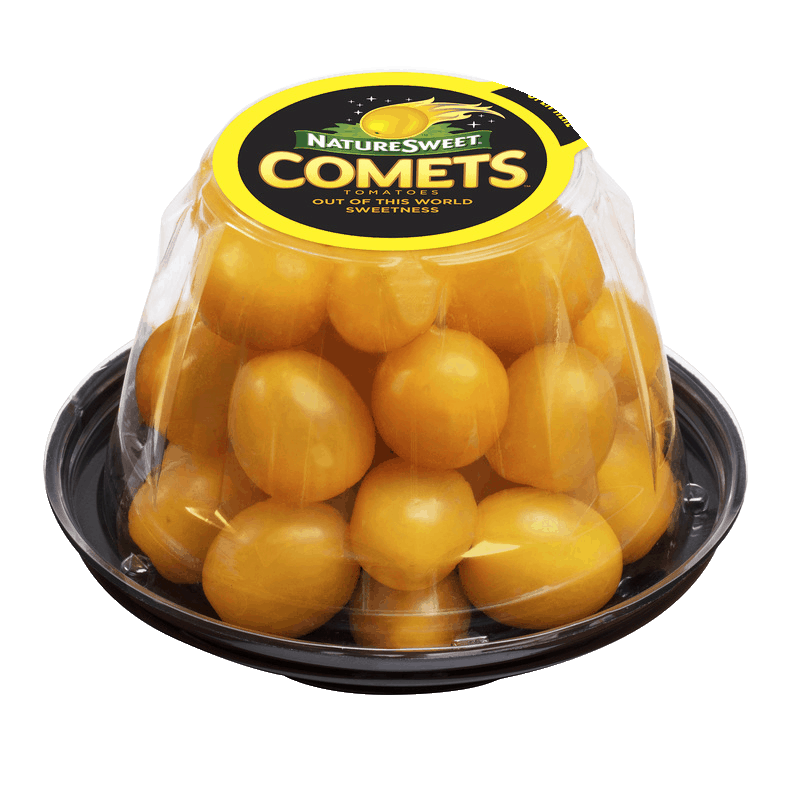 $0.50 for Nature Sweet Comet Tomatoes (expiring on Wednesday, 10/28/2020). Offer available at multiple stores.