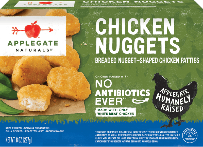 $1.50 for Applegate Naturals Breaded Chicken (expiring on Saturday, 02/29/2020). Offer available at multiple stores.