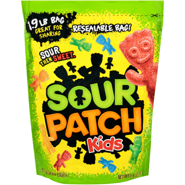 $1.00 for Sour Patch Kids (expiring on Saturday, 06/02/2018). Offer available at Walmart.