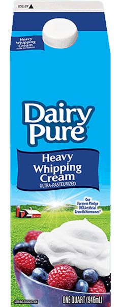 $0.55 for DairyPure® Creamers and Cream (expiring on Monday, 01/01/2018). Offer available at multiple stores.