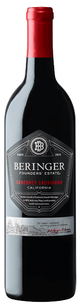$1.00 for Beringer Founders Estate (expiring on Tuesday, 10/31/2017). Offer available at multiple stores.