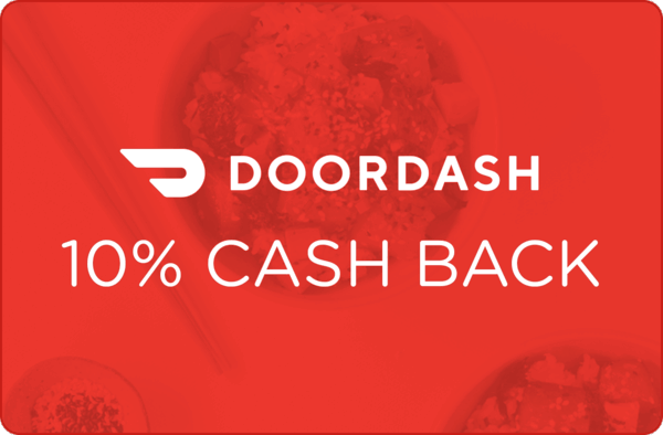 $0.00 for DoorDash (expiring on Wednesday, 07/03/2019). Offer available at DoorDash.