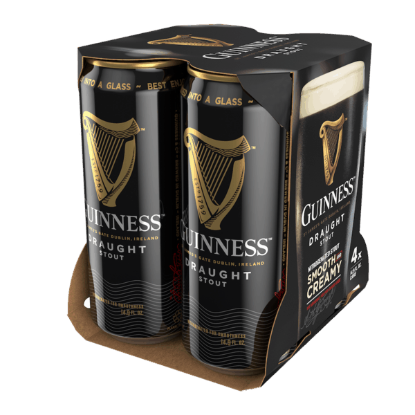 $1.00 for GUINNESS (expiring on Sunday, 03/18/2018). Offer available at multiple stores.