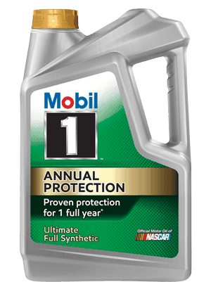 $3.00 for Mobil 1™ Annual Protection motor oil (expiring on Sunday, 11/12/2017). Offer available at multiple stores.