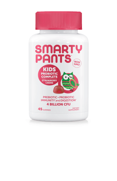 $4.00 for SmartyPants® Kid's Probiotic Strawberry Crème. Offer available at multiple stores.