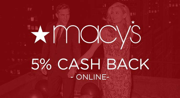 $0.00 for Macy's (expiring on Tuesday, 03/26/2019). Offer available at Macys.com.