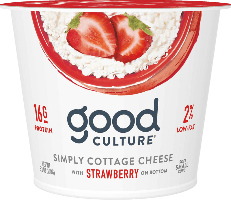 $0.50 for Good Culture® Cottage Cheese (expiring on Wednesday, 12/04/2019). Offer available at Publix.