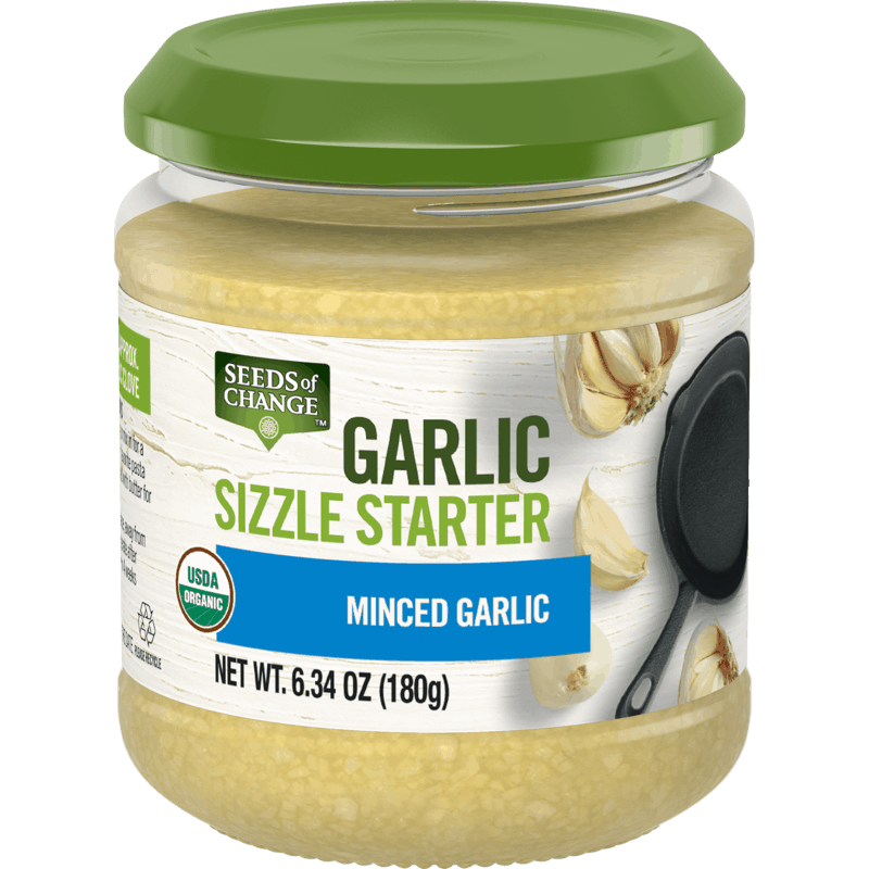 $0.75 for SEEDS of CHANGE™ Sizzle Starters (expiring on Thursday, 07/02/2020). Offer available at Walmart.