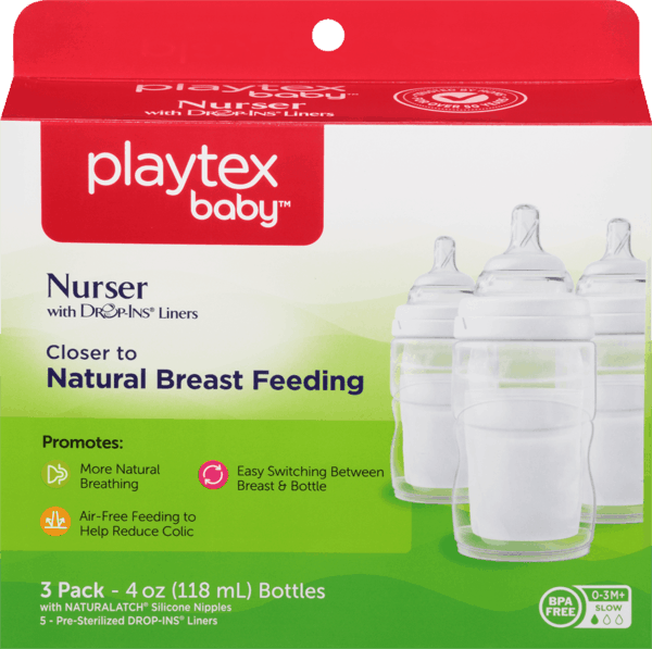 $2.00 for Playtex Baby™ Bottles. Offer available at Walmart.