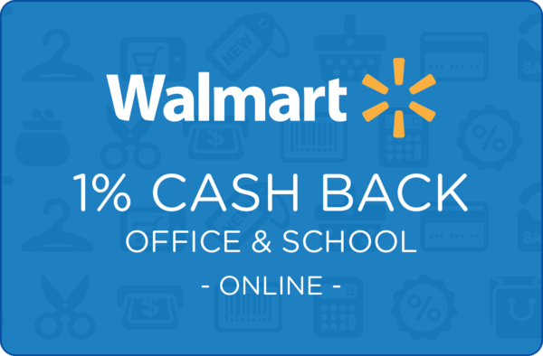 $0.00 for Walmart.com Office and School (expiring on Monday, 04/23/2018). Offer available at Walmart.com.
