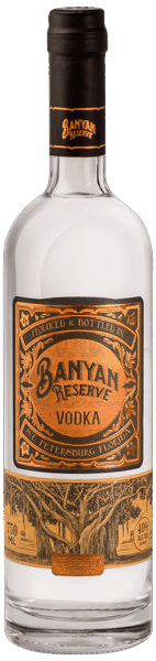 $4.00 for Banyan Reserve Vodka. Offer available at multiple stores.