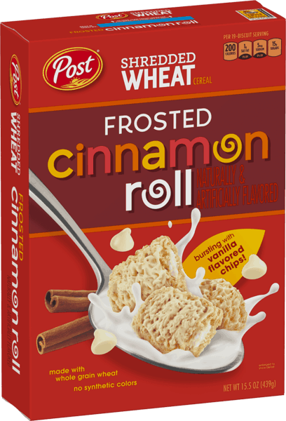 $1.00 for Post® Shredded Wheat Cereal (expiring on Thursday, 03/22/2018). Offer available at Walmart.