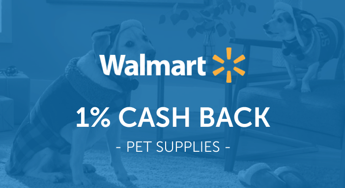 $0.00 for Walmart.com - Pet Supplies (expiring on Friday, 10/31/2025). Offer available at Walmart.com.