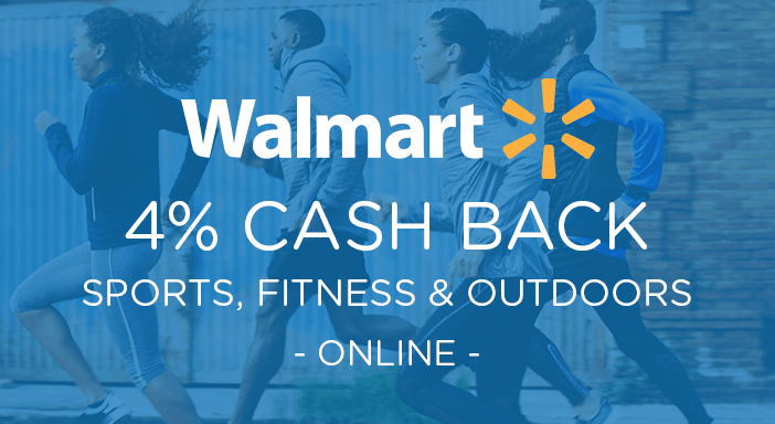 $0.00 for Walmart.com Sports, Fitness and Outdoors (expiring on Sunday, 03/24/2019). Offer available at Walmart.com.