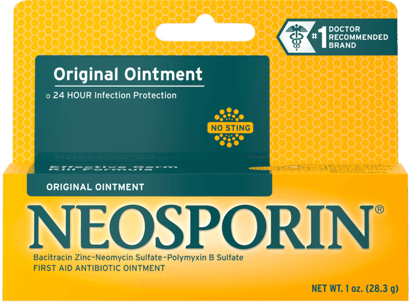 $1.00 for Neosporin Ointment or Polysporin Ointment (expiring on Sunday, 11/08/2020). Offer available at Walmart, Walmart Grocery.