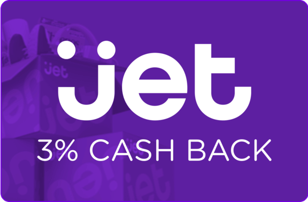 $0.00 for Jet (expiring on Sunday, 10/22/2017). Offer available at Jet.
