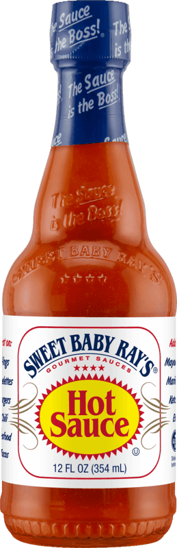 $1.00 for Sweet Baby Ray's Hot Sauce (expiring on Tuesday, 01/28/2020). Offer available at multiple stores.
