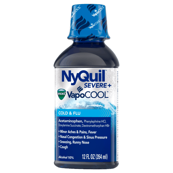 picture regarding Nyquil Coupons Printable named $1.00 for Vicks® NyQuil™ VapoCOOL™. Supply readily available at