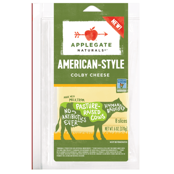 $2.00 for Applegate Naturals® Cheese: Sliced and Shredded. Offer available at multiple stores.