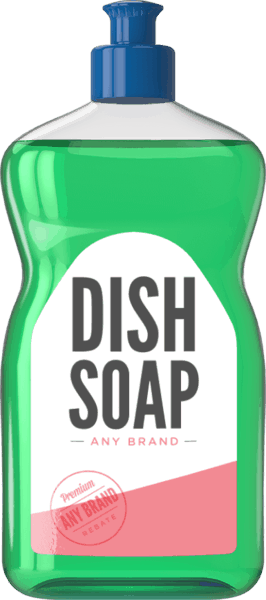 $0.25 for Dish Soap - Any Brand. Offer available at multiple stores.