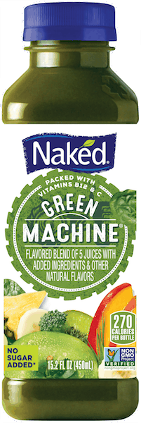$0.50 for Naked® Juice (expiring on Saturday, 03/02/2019). Offer available at Walmart.