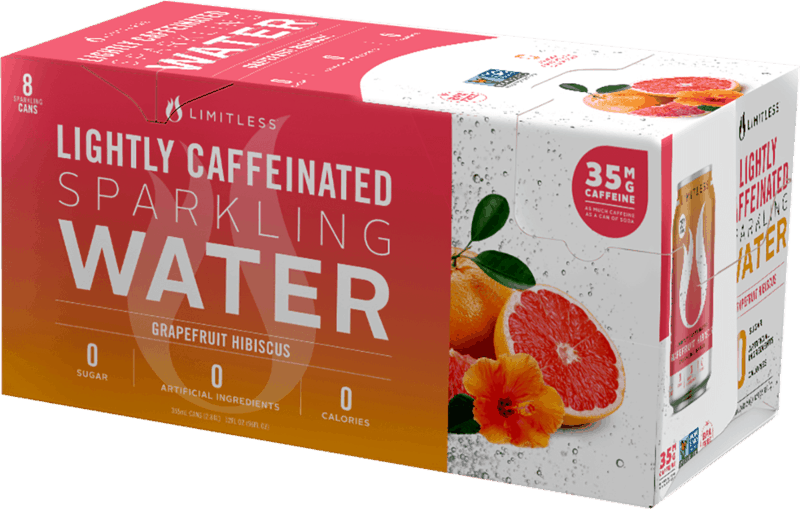$1.50 for LIMITLESS® Lightly Caffeinated Sparkling Water Multipack (expiring on Thursday, 01/02/2020). Offer available at multiple stores.