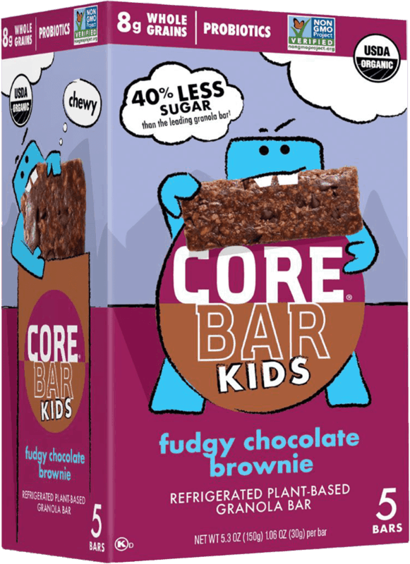 $2.50 for CORE Kids Bars. Offer available at Target, Target Online.