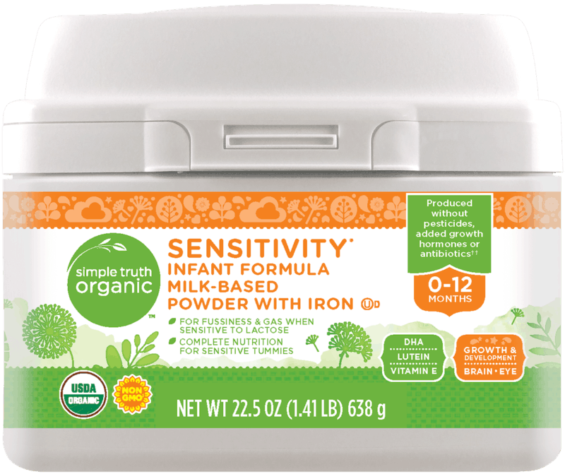 $6.00 for Simple Truth Organic Formula (expiring on Monday, 08/31/2020). Offer available at Kroger.