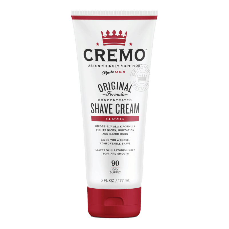$1.00 for Cremo Company Men's Shaving Products (expiring on Tuesday, 03/31/2020). Offer available at multiple stores.