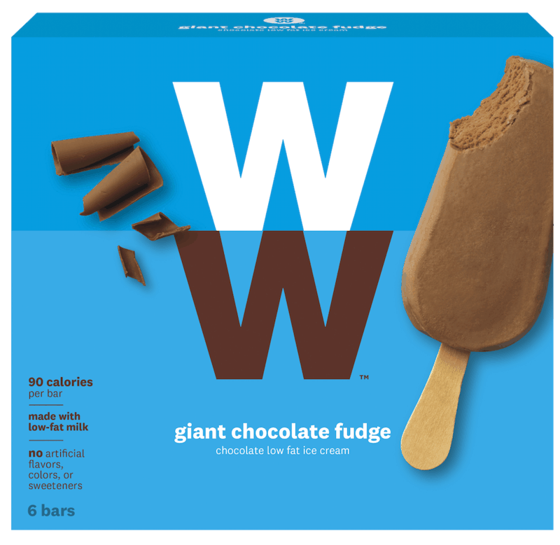 $1.25 for Weight Watchers Ice Cream Bars (expiring on Sunday, 08/02/2020). Offer available at Walmart.