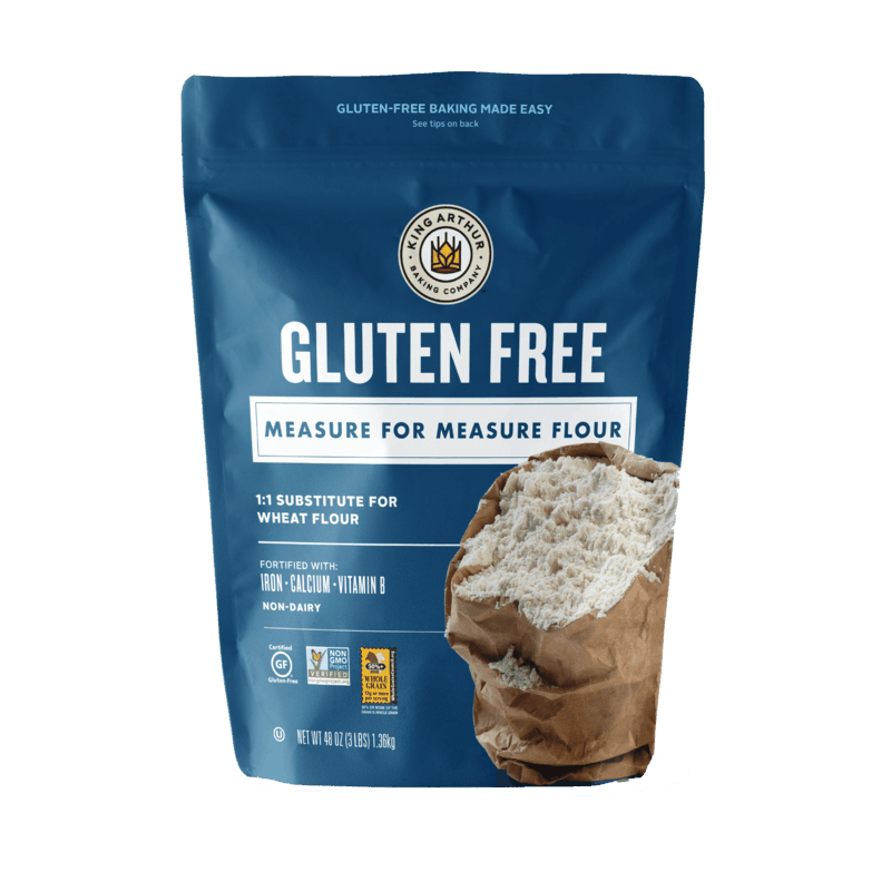 $1.00 for King Arthur Gluten-Free Measure for Measure Flour (expiring on Wednesday, 03/31/2021). Offer available at multiple stores.