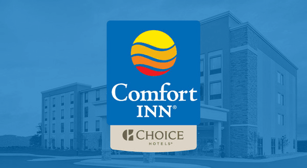 $0.00 for Comfort Inn (expiring on Saturday, 10/31/2020). Offer available at Choice Hotels.