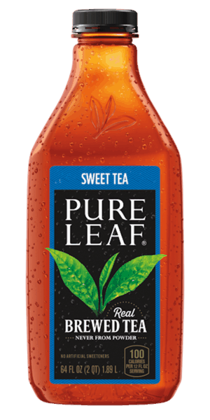 $0.50 for Pure Leaf® Iced Tea (expiring on Monday, 12/31/2018). Offer available at Walmart.