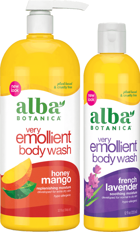 $3.50 for Alba Botanica® Body Wash (expiring on Wednesday, 12/01/2021). Offer available at multiple stores.