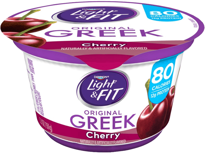 $1.00 for Dannon® Light & Fit® Greek Yogurt. Offer available at multiple stores.