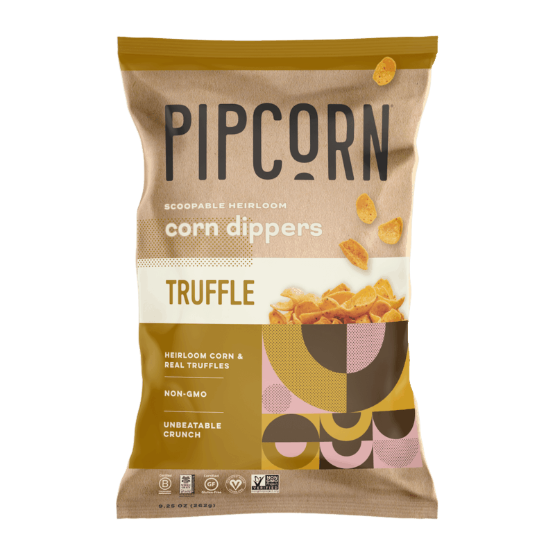 $1.00 for Pipcorn Corn Dippers (expiring on Friday, 07/03/2020). Offer available at multiple stores.