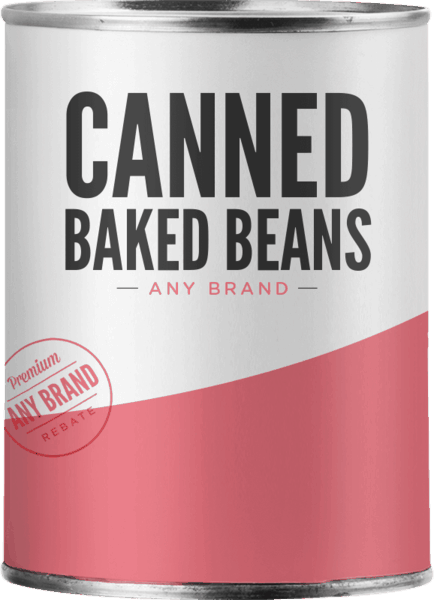 $0.25 for Canned Baked Beans - Any Brand (expiring on Monday, 09/17/2018). Offer available at Walmart.