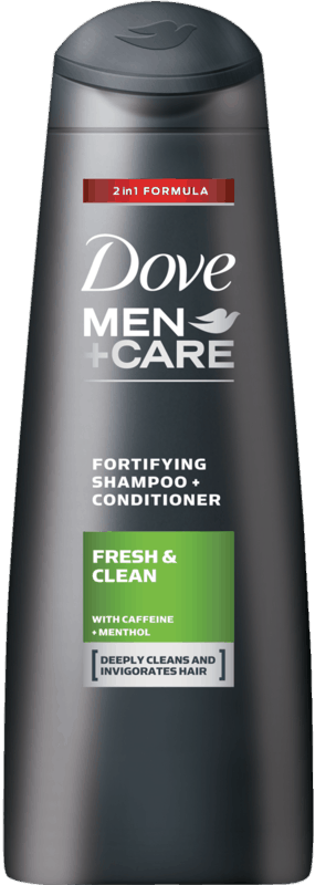 $1.00 for Dove Men + Care Shampoo or Conditioner. Offer available at Walmart, Walmart Grocery.