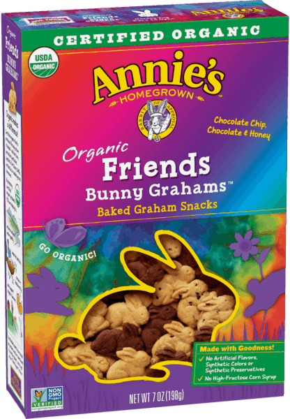 $1.00 for Annie's® Snacks (expiring on Monday, 07/02/2018). Offer available at Wegmans.