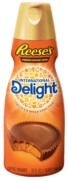 $0.50 for International Delight® Coffee Creamer (expiring on Tuesday, 10/02/2018). Offer available at Walmart.