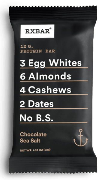 $0.50 for RXBAR® (expiring on Wednesday, 10/02/2019). Offer available at multiple stores.