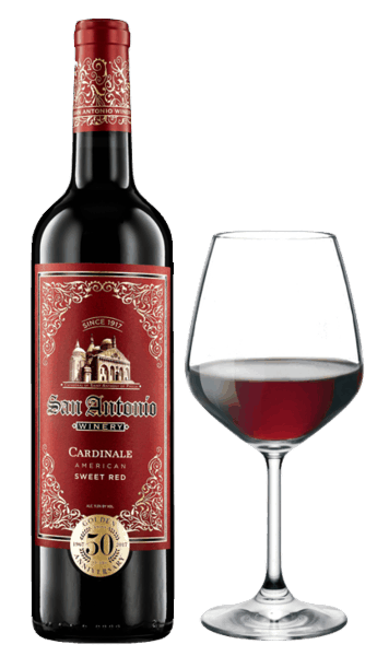 $1.00 for San Antonio Wines® (expiring on Sunday, 12/02/2018). Offer available at Any Restaurant, Any Bar.